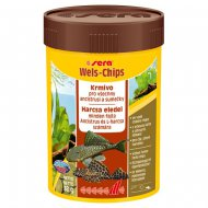 Sera Wels Chips 100 ml tablety