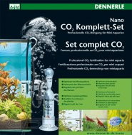 Dennerle Komplett-set 80g / kompletní nano CO2 set