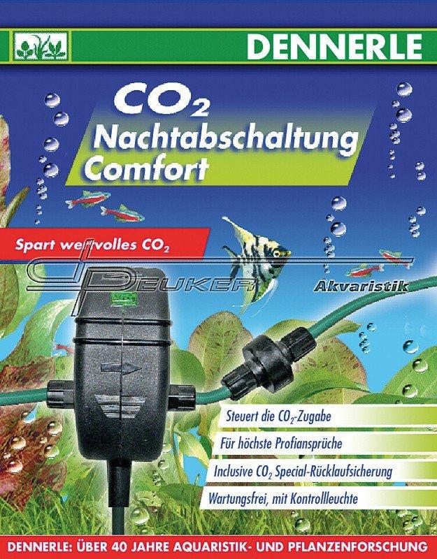 Dennerle elektromagnetický ventil CO2 Comfort s časovým spínačem