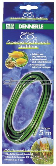 Dennerle hadice 5m Softflex CO2