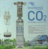 Aquatlantis kompletní set CO2, 95g