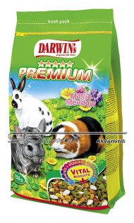 Darwin's Premium Magic Meadow, 750g