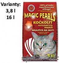 Kočkolit Magic Litter 3,8l