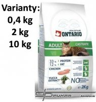 Ontario Adult Castrate 0,4kg