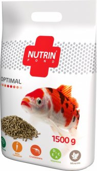 NUTRIN Aquarium - Pond Optimal 1500g