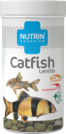 NUTRIN Aquarium - Catfish Lentils 110g (250ml)