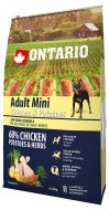 Ontario Adult Mini Chicken & Potatoes 6,5kg