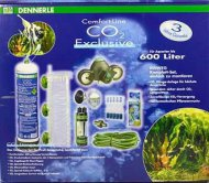 DENNERLE CO2 Eclusive 600l