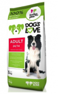 Dog´s love Adult 3 kg