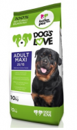 Dog´s love Adult Maxi 10 kg