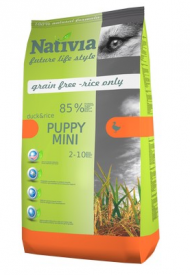 Nativia Puppy mini 3 kg