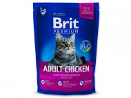Brit premium cat, adult chicken 1,5kg