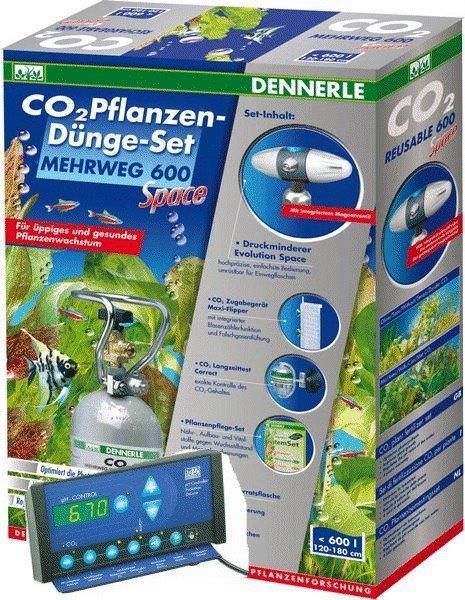 Dennerle CO2 SET Space 600 Special Edition včetně ...