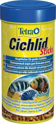 Tetra Cichlid Sticks 250+50 ml